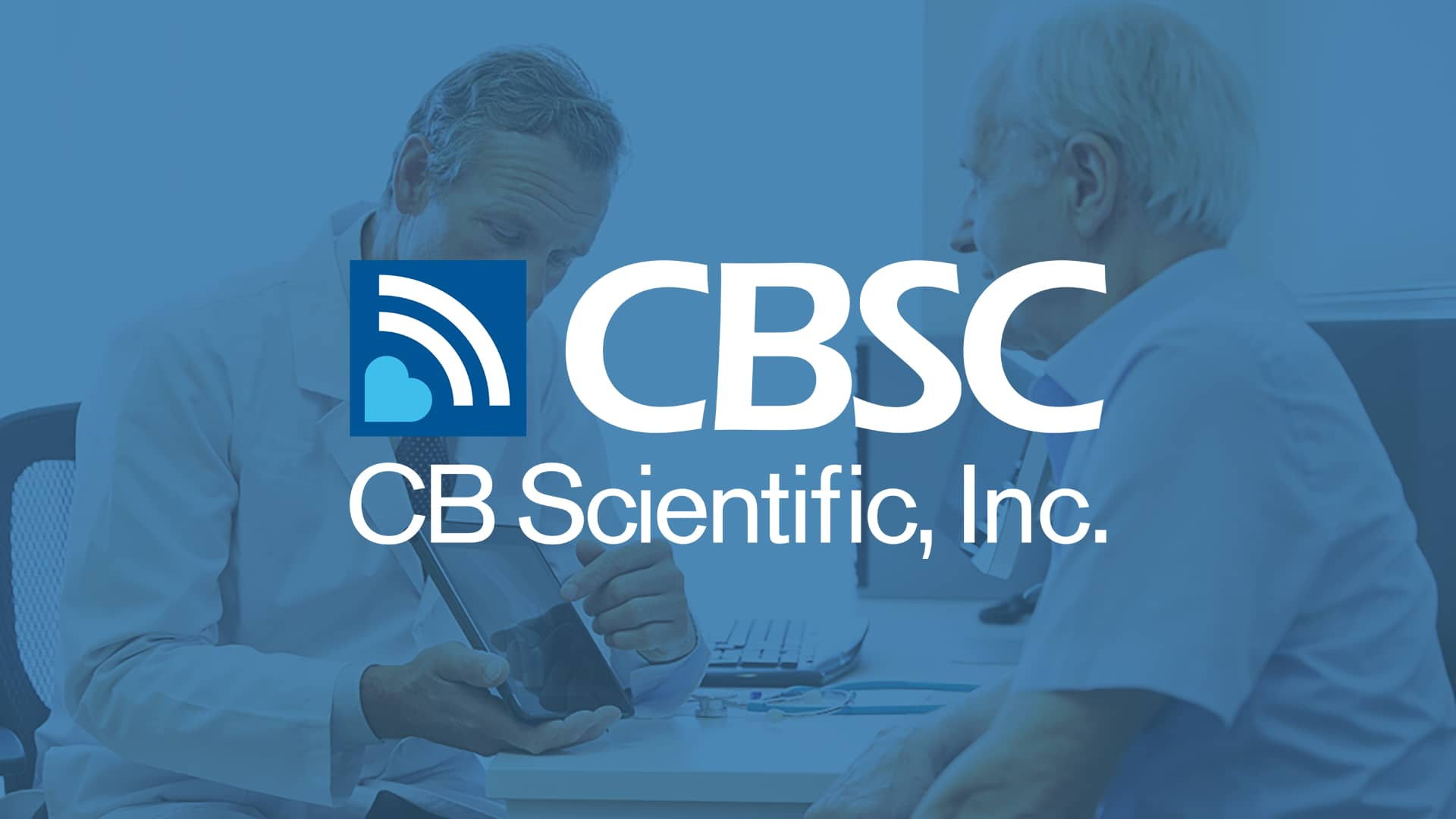 CB Scientific Inc. Stock Symbol CBSC issues a Shareholder Update